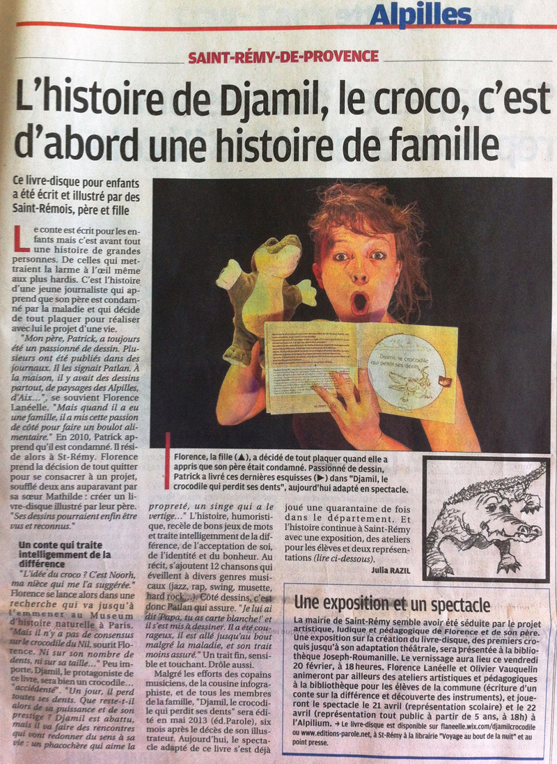 Article-DJAMIL-La-Provence-Arles-18-fevrier-2015