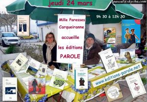 Librairie Mille Paresses-Editions Parole