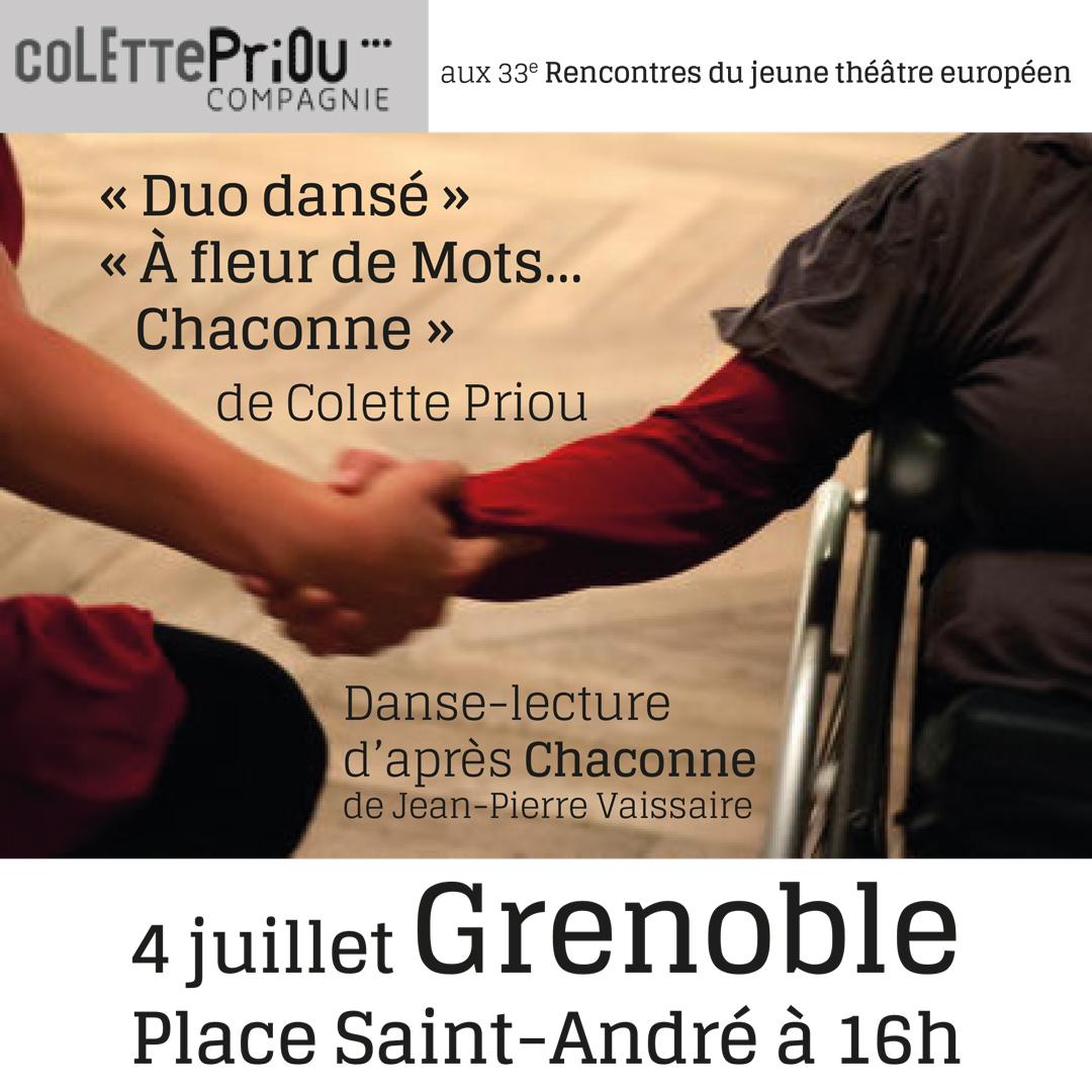 Cie Colette Priou