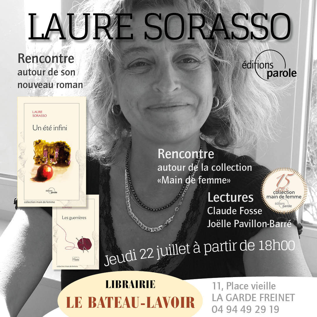 Librairie Le Bateau-lavoir et les éditions Parole