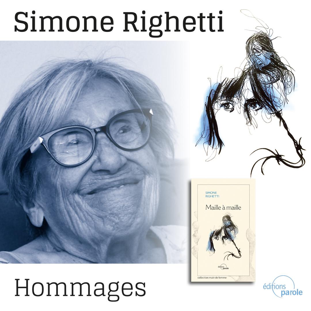 Simone Righetti, hommages